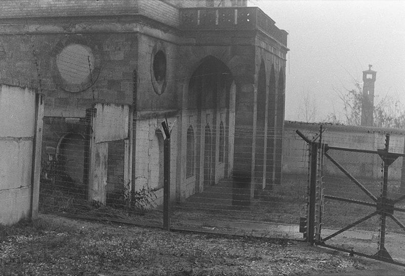 Grenze Potsdam Das Sperrgebiet Der Ddr 1961 1989